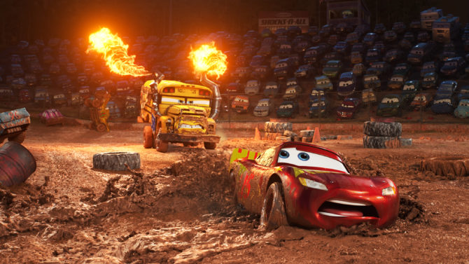Cars 3 Nl St 7 Jpg Sd High © 2017 Disney Pixar All Rights Reserved