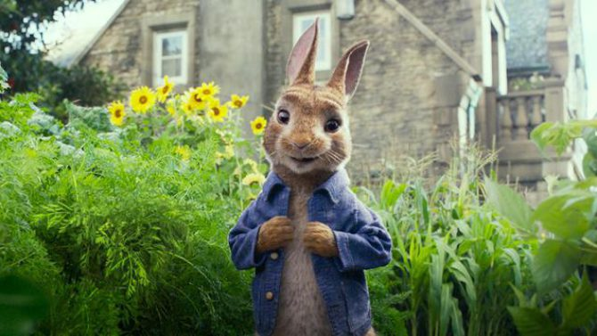 Peter Rabbit St 1 Jpg Sd Low © 2018 Sony Pictures Entertainment