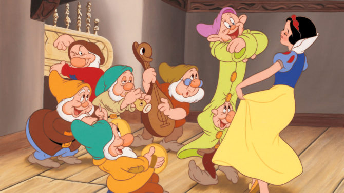 Snow White And The Seven Dwarfs1