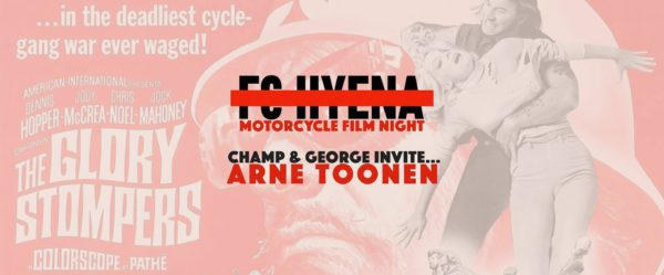Fc Hyena Motorcycle Film Night